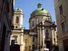 Домініканський собор - Львів
